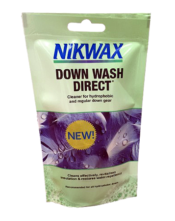 Środek do prania puchu NIKWAX Down Wash Direct (saszetka)
